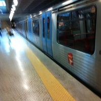 Photo taken at Metro Odivelas [AM] by Jean V. on 7/5/2012