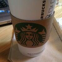 Photo taken at Starbucks by Maribel C. on 2/22/2012