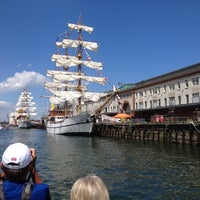 Foto tomada en Boston Harbor  por Edward L. el 7/2/2012