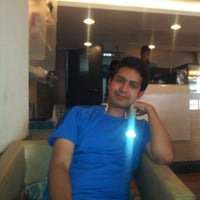 Photo taken at Cafe Coffee Day by Udit V. on 4/17/2012