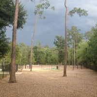 Photo taken at Bear Branch Dog Park by Gin, Saydie & Marx J. on 6/7/2012