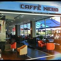 Photo taken at Caffé Nero by Barış K. on 3/5/2012