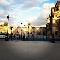 Photo taken at Carrousel du Louvre by Nicolas C. on 9/13/2012