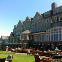 Photo taken at The Ritz-Carlton, Half Moon Bay by Brennan D. on 5/28/2012