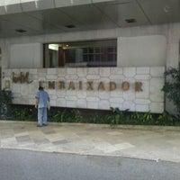 Foto tirada no(a) Hotel Embaixador por Fabiano B. em 6/1/2012