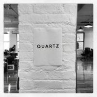Photo taken at Quartz by Zach S. on 5/8/2012