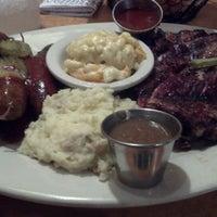 Photo taken at Jim 'N Nick's Bar-B-Q by Ashlee H. on 4/28/2012
