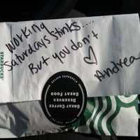 Photo taken at Starbucks by Phil on 7/7/2012