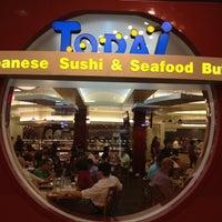 Photo taken at Sushi On by Thomas C. on 8/22/2012