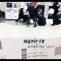 Photo taken at Gate D11 by Randi M. on 4/6/2012