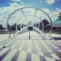 Photo prise au The Yards Park par De'Mesha A. le6/15/2012
