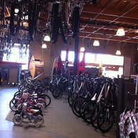 Photo taken at REI by Alfred C. on 4/8/2012