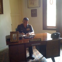 Photo taken at Museum Jendral Besar DR. AH. Nasution by Sitta R. on 6/3/2012