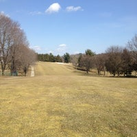 Photo taken at McCann Golf Course by Carlo A. on 3/8/2012