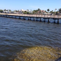 Photo taken at Cape Coral Beach at Yacht Club Community Park by Roger R. on 2/24/2012
