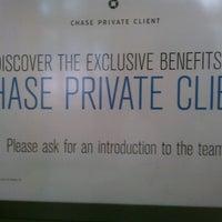 Photo taken at Chase Bank by Sean M. on 7/10/2012