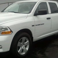 Photo taken at Grava Chrysler Jeep Dodge by Derek C on 2/24/2012