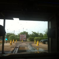 Photo taken at Shine Express Car Wash by Mike C. on 5/24/2012