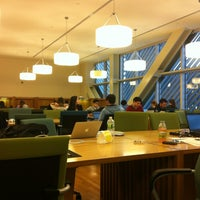 Photo taken at Science & Engineering Library by Brian W. on 3/7/2012