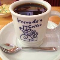 3/13/2012にsomeken0903がコメダ珈琲店 流山おおたかの森店で撮った写真