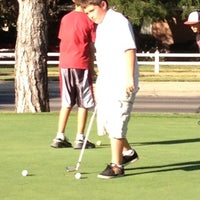 Photo taken at Jim Ager Memorial Jr. Golf Course by Chad K. on 8/17/2012