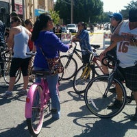 Photo taken at Bicycle District by Yali C. on 4/15/2012