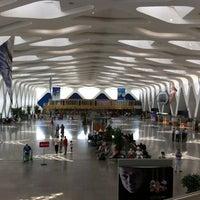 Photo taken at Marrakech Menara Airport (RAK) by Jesus d. on 7/20/2012