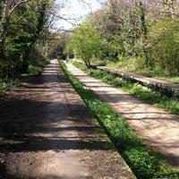 Das Foto wurde bei Parkland Walk (Finsbury Park to Crouch End Section) von Thomas B. am 4/15/2012 aufgenommen