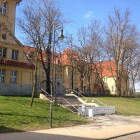 Photo taken at Pension Am Schloss by Roman N. on 4/6/2012
