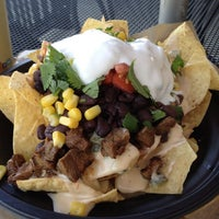 Photo taken at Qdoba Mexican Grill by Morgan F. on 4/9/2012