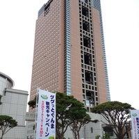 Photo taken at 前橋城 本丸跡 by takumi m. on 7/7/2012