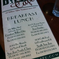 Photo taken at Bill's Cafe by Alejandra N. on 3/21/2012