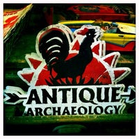 Photo taken at Antique Archaeology by James C. on 5/12/2012