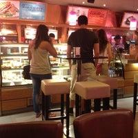 Photo taken at Jeronymo CoffeeShop by Rui V. on 7/17/2012