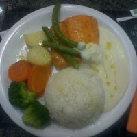 Photo taken at Super Grill Express by André L. on 4/6/2012