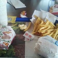 Photo taken at Burger King by Chris S. on 7/18/2012