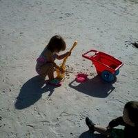 Photo taken at Sandbar! by Emma E. on 4/8/2012