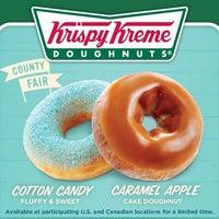 Photo taken at Krispy Kreme Doughnuts by Allen K. on 8/30/2012