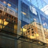 Photo taken at Apple Boylston Street by Daniel N. on 8/2/2012