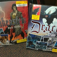 Photo taken at Half Price Books by Shalan R. on 6/15/2012