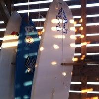 Photo taken at Barut Surf School by Dessy V. on 5/4/2012