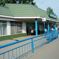 Снимок сделан в Автостанция Обнинск пользователем Markmaster 7/7/2012