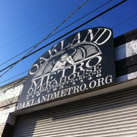 Photo taken at Oakland Metro Opera House by Jason C. on 4/19/2012