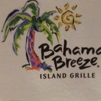 Photo taken at Bahama Breeze by Shannon T. on 9/7/2012