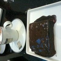 Photo taken at Prediletto Café by Matheus M. on 6/19/2012
