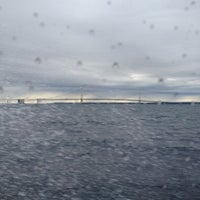 Photo taken at Straits of Mackinac by Jack P. on 8/16/2012