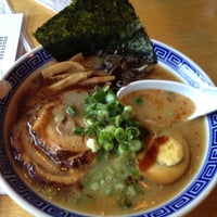 Photo taken at Kambi Ramen House by P S. on 4/5/2012