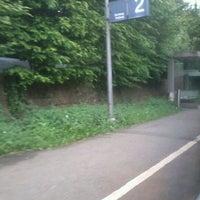 Photo taken at Bahnhof Schallstadt by Brian K. on 5/19/2012