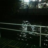 Photo taken at แพริมบาง by แพกลางน้ำ by Kataii B. on 2/23/2012
