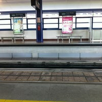 Photo taken at Keat Hong LRT Station (BP3) by Hz J. on 5/11/2012